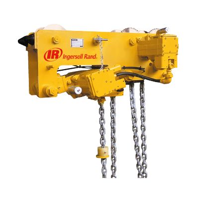 "Lufttalje Ingersoll Rand ""Low Profile"""